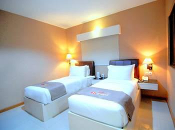 Grand Kasira Hotel Kemang - Superior Twin Room Only Regular Plan