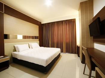 Hotel Harmoni Tasikmalaya - Deluxe Room Only Regular Plan