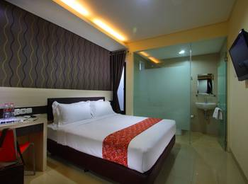 Sumi Hotel Semarang - Standard Double - Room Only Regular Plan