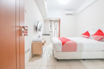 OYO 498 Green Lake View Ciputat Syariah Tangerang Selatan - Standard Double Room Regular Plan