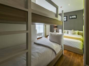 Yan's House Hotel Kuta - Family Room The Sweet Breeze Last Minute Offer