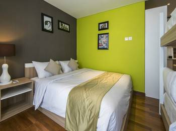 Yan's House Hotel Kuta - Family Room The Sweet Breeze Room Only Minimum Stay 3 Nights