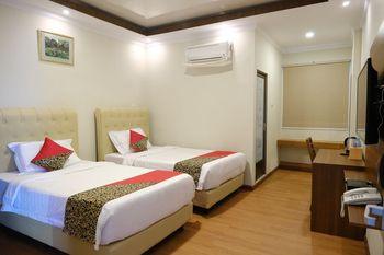 Joyful Hotel Belitung - Deluxe Twin Regular Plan