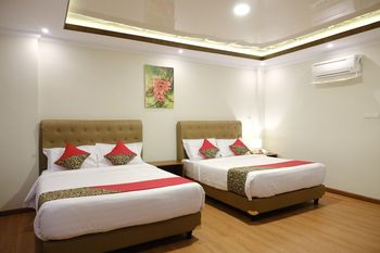 Joyful Hotel Belitung - Suite Double Regular Plan