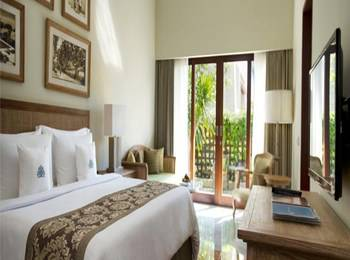 Sudamala Suites & Villas Bali - Deluxe Suite  Regular Plan
