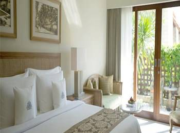 Sudamala Suites & Villas Bali - Deluxe Garden Suite Room Only Dec-Jan'19 Sale - RO