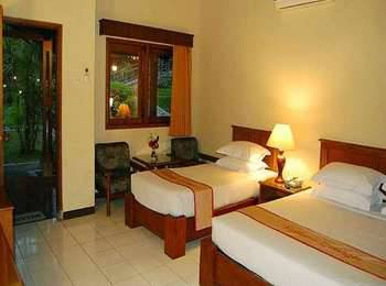 Kalibaru Cottages Banyuwangi - Deluxe Twin Room Regular Plan