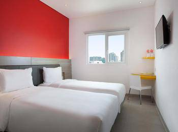 Amaris Hotel Mampang Jakarta - Smart Room Twin Special 2020 Weekend Offer
