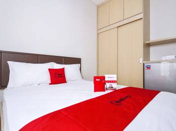 RedDoorz Plus at SCBD - RedDoorz Room Regular Plan