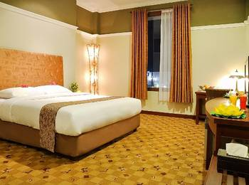 Hotel Tryas  Cirebon - Deluxe Twin Room Regular Plan