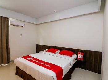 NIDA Rooms Gedung Plaza Central Pekanbaru - Double Room Single Occupancy Special Promo