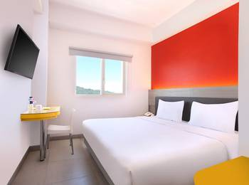 Amaris Hotel Padang - Smart Room Hollywood Special Promo Last Minute Deal 2018