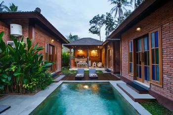 Ubud Raya Resort Bali - Three Bedroom Villa with Private Pool Non Refundable Basic Deal