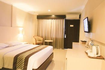 Cakra Kusuma Hotel Yogyakarta - Deluxe Room - Room Only FLASH SALE