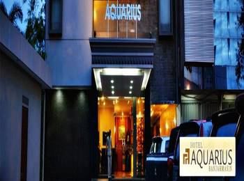 Aquarius Hotel Banjarmasin