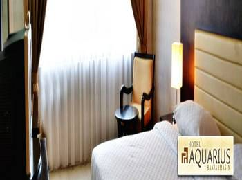 Hotel Aquarius  Banjarmasin - Executive Room Regular Plan