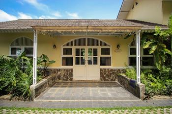d'Oasis Mountain Resort Bogor - Chebika - 3BR Villa (Single Storey) Regular Plan