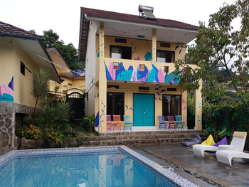 d'Oasis Mountain Resort Puncak - Turuwara - 3BR Villa (Double Storey) Regular Plan