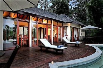 The Grand Bakas Jungle Retreat Villas