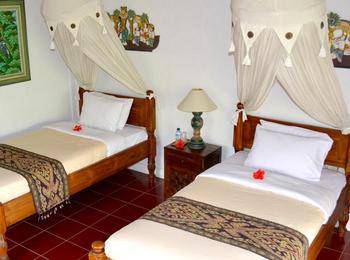 Bunga Permai Hotel Bali - Standard Room Only Basic Deal 35%