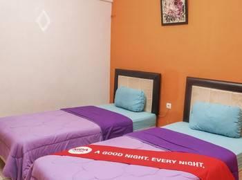 NIDA Rooms Sukajadi Bandung Railway Babakan Jeruk Bandung - Double Room Double Occupancy Special Promo