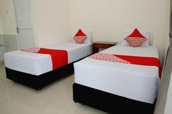 OYO 739 Guest House Si Kancil Bengkulu - Standard Twin Room Last Minute Deal