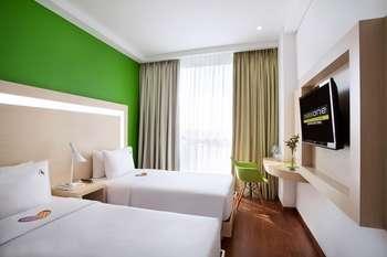MaxOneHotels at Belstar Belitung Belitung - Happiness Room Breakfast Promo Best Deal