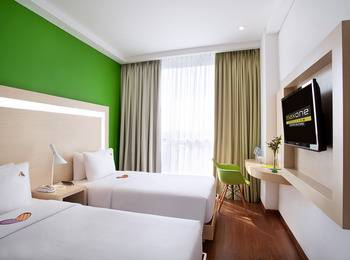 MaxOne Hotel Belitung - Happiness Room Only  Regular Plan