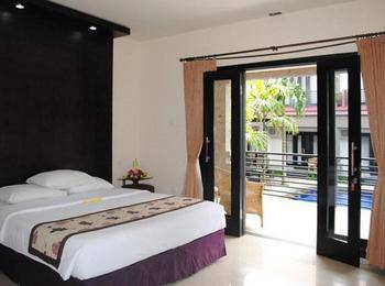 Taman Tirtha Ayu Pool & Mansion Bali - Deluxe Room with Breakfast Regular Plan