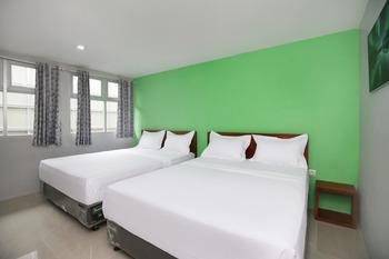 Sky Hotel Aurora 1 Lembang Bandung - Family Room Regular Plan
