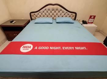 NIDA Rooms Sawah Besar Mangga Dua Gunung Sahari Raya - Double Room Double Occupancy App Sale Promotion