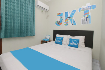 Airy Eco Setiabudi Karet Bek Murad 73 Jakarta Jakarta - Standard Double Room Only Regular Plan