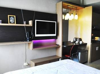 The Suites @Metro A08-15 By Homtel Bandung - Two Bedroom Regular Plan