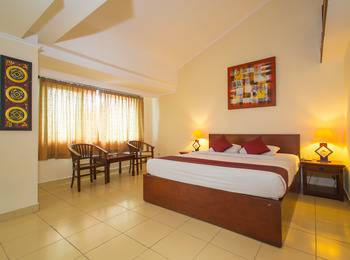Puri Dibia Hotel Bali - Family Room Only Today Deal