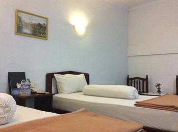 Hotel Mustika Sari Makassar - Deluxe Double or Twin Regular Plan