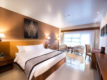 Griya Persada Convention Hotel & Resort Bandungan Semarang - Executive Room Regular Plan
