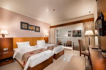 Griya Persada Convention Hotel & Resort Bandungan Semarang - Deluxe Room Regular Plan