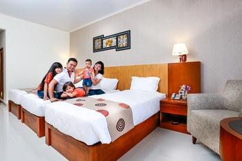 Griya Persada Convention Hotel & Resort Bandungan Semarang - Family Room JUNE 2021