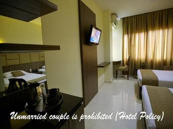 Hotel Alia Cikini - Superior Plus Room Regular Plan