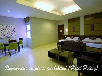 Hotel Alia Cikini Jakarta - Senior Family Room Regular Plan