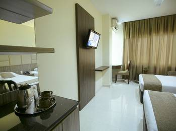 Hotel Alia Cikini - Standard Room Only Regular Plan