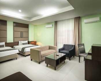 Hotel Alia Cikini - Suite Room Breakfast Regular Plan
