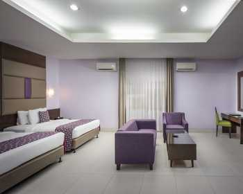 Hotel Alia Cikini -  Senior Family Room Only Regular Plan