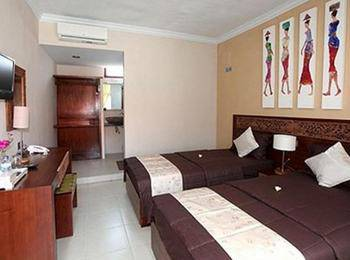 Bali Kepundung Hotel Bali - Deluxe Twin Room Only Regular Plan
