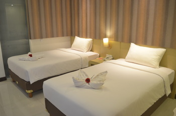 Sweet Garden Boutique Guest House Malang - Superior Twin Room Only Regular Plan