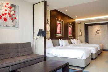 Susan Spa & Resort Semarang - Family Suite Room Include Dinner Promo Buy 2 Night Pay 1 Night
