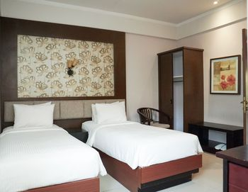 Susan Spa & Resort Semarang - Superior Twin Room Promo TERBATAS