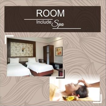 Susan Spa & Resort Semarang - Superior Twin Room Include Spa (Include Breakfast) SPECIAL PRICE