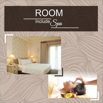 Susan Spa & Resort Semarang - Deluxe Double Termasuk Spa SPECIAL PRICE