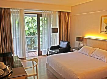 Klub Bunga Butik Resort Batu - Deluxe Room Kingsize Bed Regular Plan